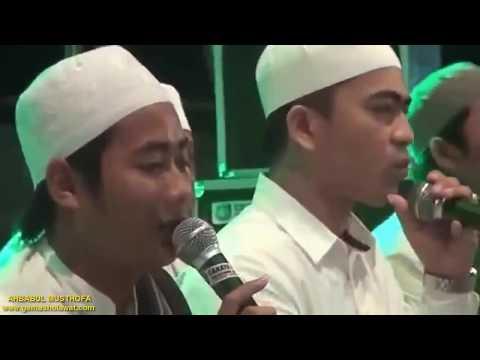 Subhanallah! Duet Keren Ridwan Asyfi Al Muqtashidah feat Gus Wahid Ahbabul Musthofa