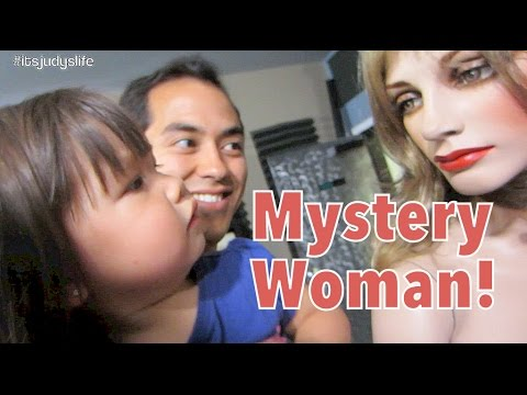 Mystery Woman??? - July 15, 2014 - itsJudysLife Daily Vlog