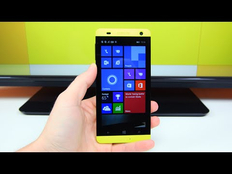 BLU Win HD Review!