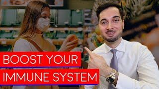 Immune System | Boost Immune System | How To Improve Immune System