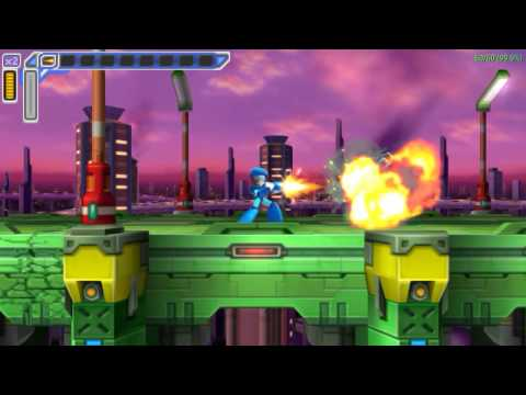 Mega Man Maverick Hunter X - PC