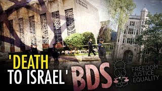 BDS Event At UMich Two Days After Synagogue Massacre | Rob Shimshock