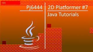 Java 2D Platformer Tutorial #7 - Adding Blocks