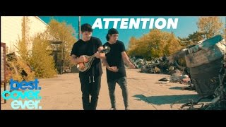 Download Lagu Charlie Puth - Attention (Tyler & Ryan Cover) #BestCoverEver Gratis STAFABAND