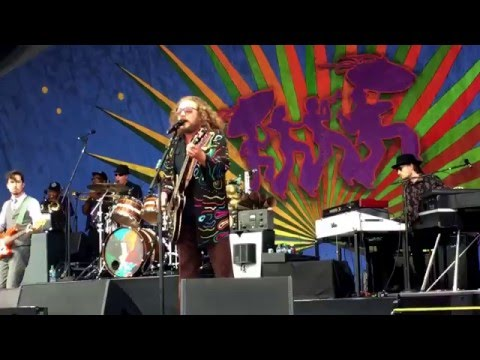 Sign O' the Times - My Morning Jacket Prince Tribute at Jazzfest 2016 New Orleans 4/29/16