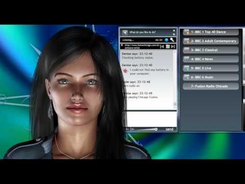Virtual Assistant Denise 1.0 - Guile 3D Studio - Part 2