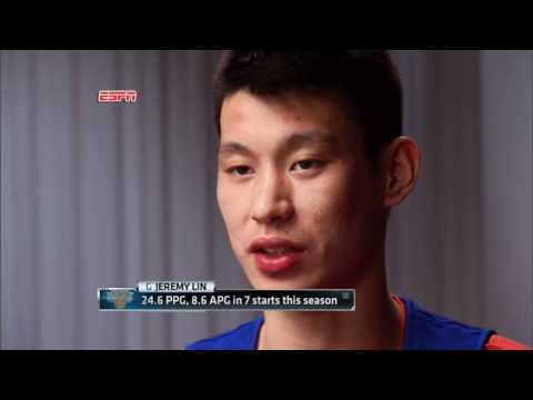 Jeremy Lin On Sudden Stardom