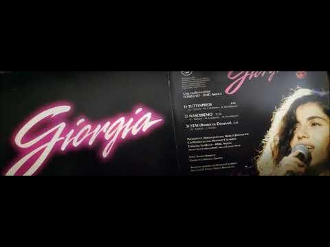 Giorgia - Tuttinpiedi