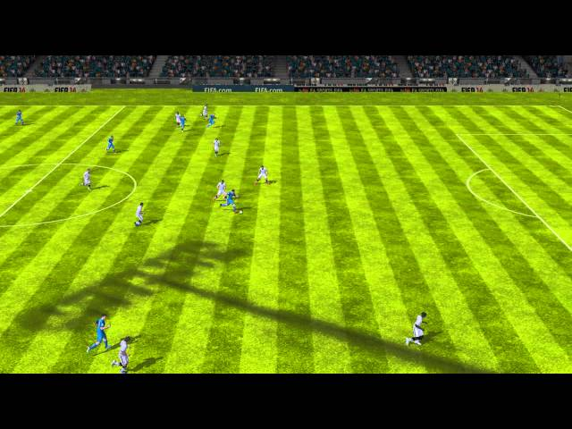 FIFA 14 Android - NSqad VS PAOK