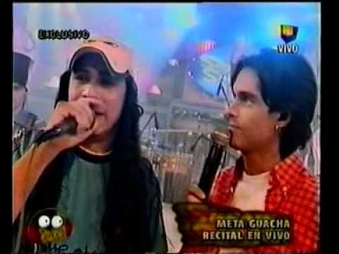 METAGUACHA  EN SIEMPRE SABADO EN VIVO 2001