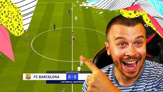 FIFA 20 EARLY ACCESS - MY FIRST ONLINE GAME - BARCELONA vs PORTUGAL FULL GAMEPLAY