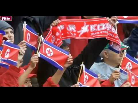 World Cup 2010 Most Shocking Moments 18 Creepy Korean Fans