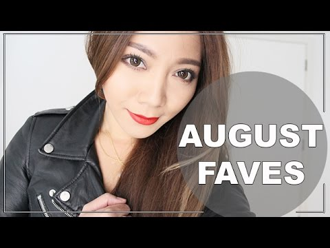 August Faves 2014