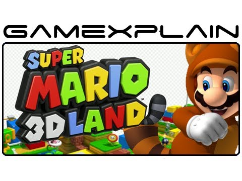 Super Mario 3D Land  - Video Review (Nintendo 3DS) [HD]
