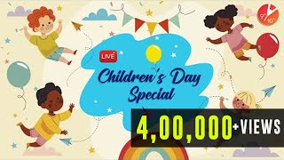 Children's Day Special Surprise! and Celebrations from Vedantu 9 and 10 | Happy Children's Day