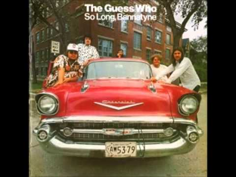 Guess Who - Life In The Bloodstream