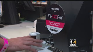 New Technology Lets Customers Pay With Finger