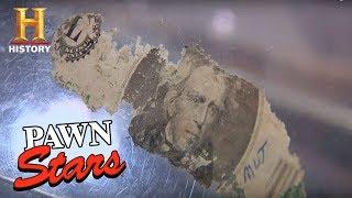 Pawn Stars: The $20 D.B. Cooper Bill | History