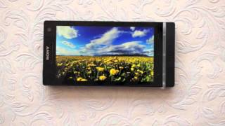 Sony Xperia S, anlisis