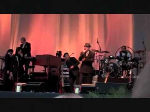 Leonard Cohen 2010 world tour some of my highlights