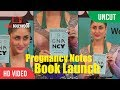 UNCUT Pregnancy Notes Book Launch Kareena Kapoor Khan mp3