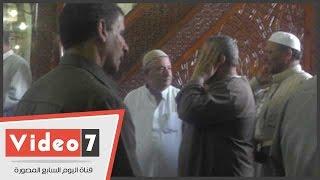 بالفيديو..حلقة ذكر للطريقة البرهانية فى السيد البدوى