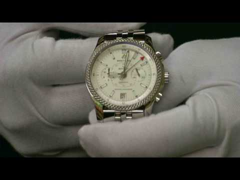 Breitling Bentley Mark VI Chronograph Watch Video Review