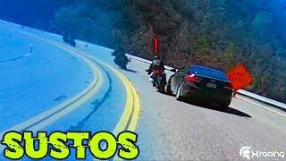 SUSTOS DE MOTO (EP. 56)