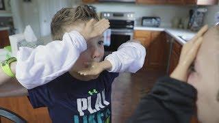 Twin vs Twin:  Handimonium! Family Fun Game for Kids