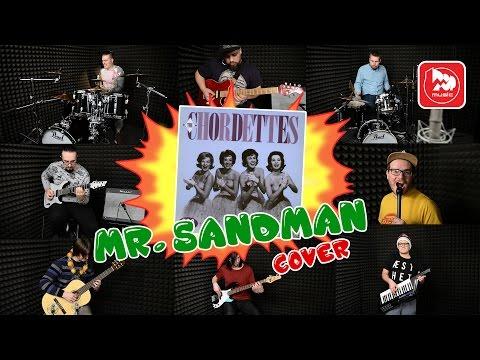 The Chordettes - Mr Sandman - музыкальный кавер  ( Все наши музыканты в одном ролике)