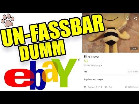 UN-FASSBAR DUMM!  Ebay Kleinanzeigen Fails