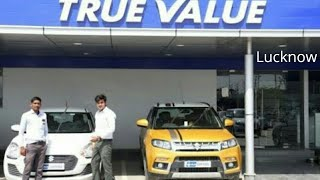 Second Hand Cars In True Value   Lucknow