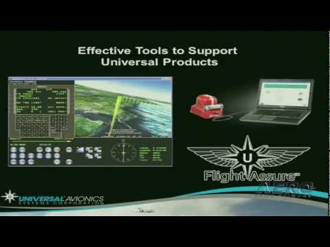 Aero-TV: Universal Avionics - AEA's 2013 New Product Introductions