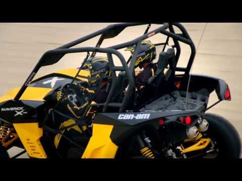 The 101-HP Can-Am Maverick 1000R
