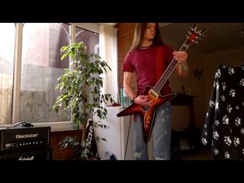 Decapitated - Spheres of Madness (guitar cover) HD