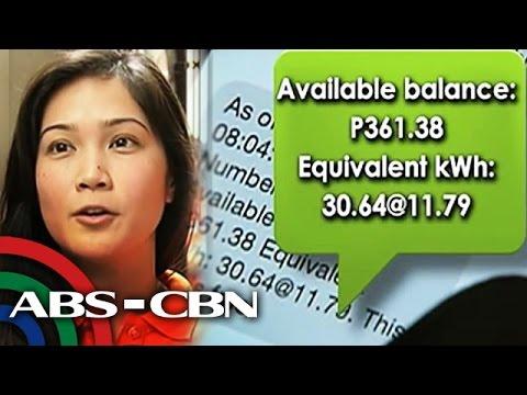 Prepaid na kuryente sa Metro Manila, aarangkada sa 2015