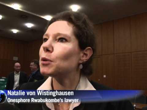 Rwandan genocide trial opens in Germany