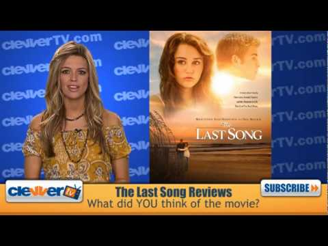 The Last Song Reviews Are In - Good or Bad?