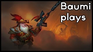 Dota 2 | KARMA SNIPED!! | Baumi plays Sniper