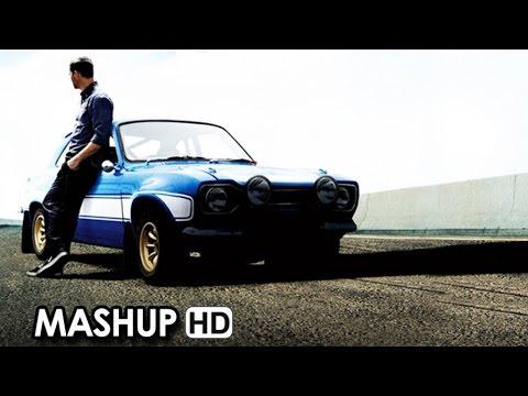 Fast & Furious Trailer Mashup (2001- 2015) - Vin Diesel, Paul Walker Movie HD