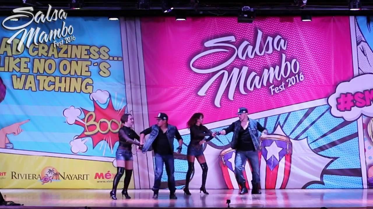La Fuerza Chicago | Salsa Mambo Fest 2016