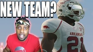 Dre Picks His New Team + Spring Game | NCAA FOOTBALL 14 ROAD TO GLORY