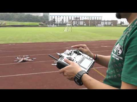 DJI Naza GPS 2nd Test with Failsafe RTH
