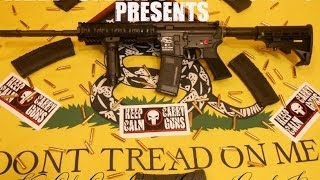 Get a FREE Hand Built AR15, KCCG GiveAway Rifle HD Sneak Peek