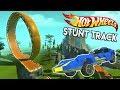 ULTIMATE HOT WHEELS STUNT TRACK! - Scrap Mechanic Creations Gameplay - Hot Wheels Toys