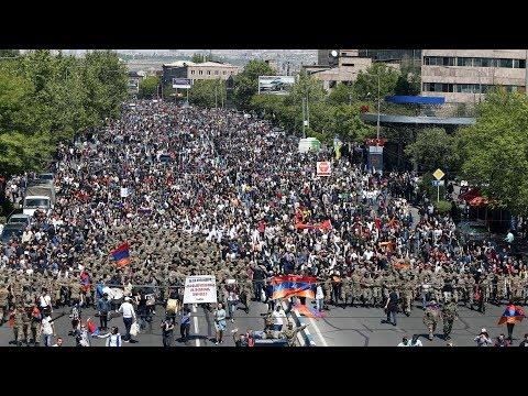 Эхо Еревана и Большая семёрка без России   ИТОГИ ДНЯ   23.04.18