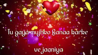download lagu Aaj Ro Len De Jee Bhar Ke Whatsapp Status gratis