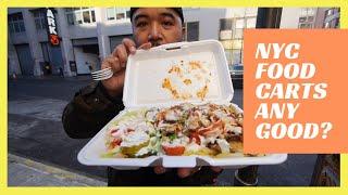 NYC Street Food carts any good?  [JL Jupiter tv]