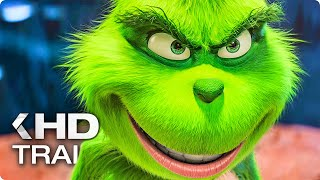 DER GRINCH Trailer 3 German Deutsch (2018)