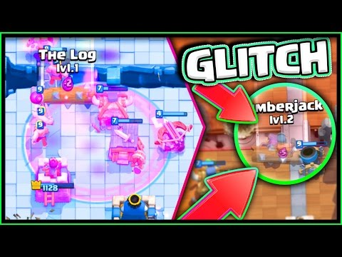 WOULD YOU USE THIS!? • FUNNY Clash Royale GLITCH!